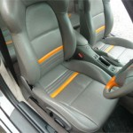 Interior Customisation - Leather colouring