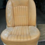 Leather Repairs 3 - Leather Seat