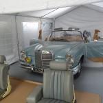 Classic Car Restoration - Mercedes 280SL
