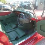 Classic Car Restoration - Morgan Rare Colour Combination